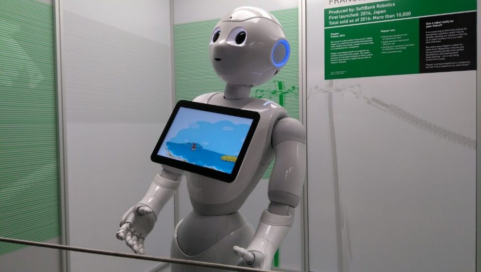 You need to change the way you think about robots