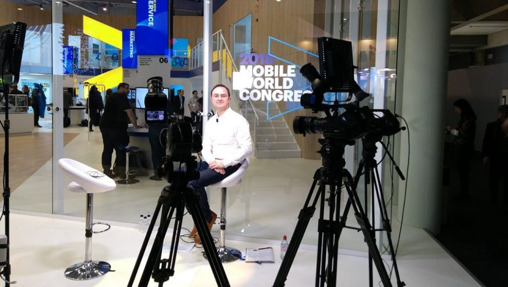 Mobile World Congress: For all the talk of remote working, nothing beats being there