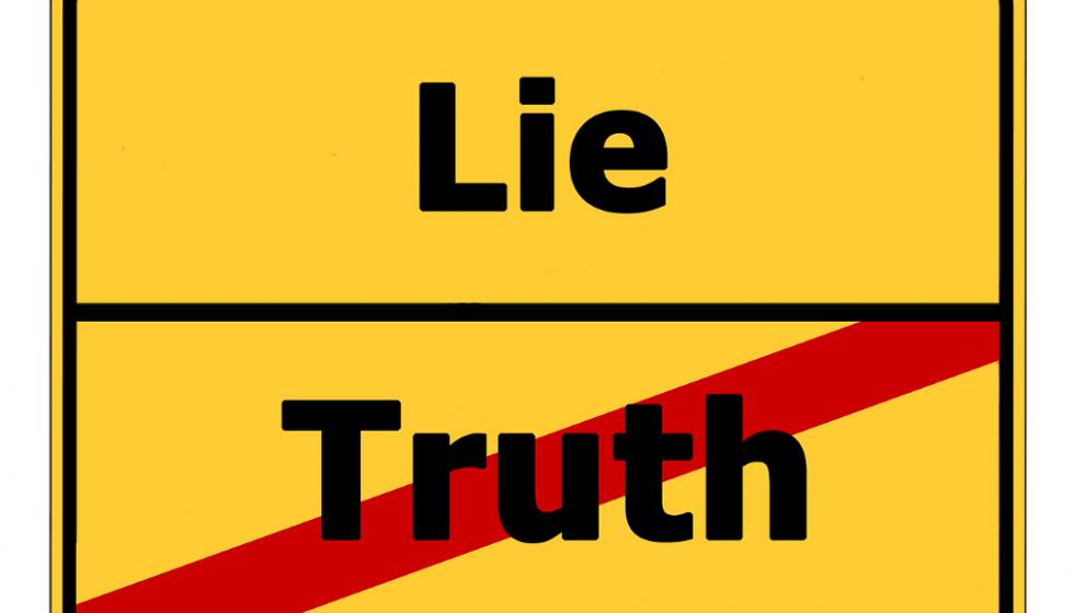 Spellcheck for truth