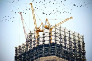 construction site - property and construction needs radical reform to build future cities