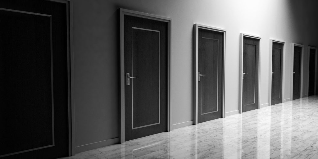 facing many doors - how can you be hyper-decisive?