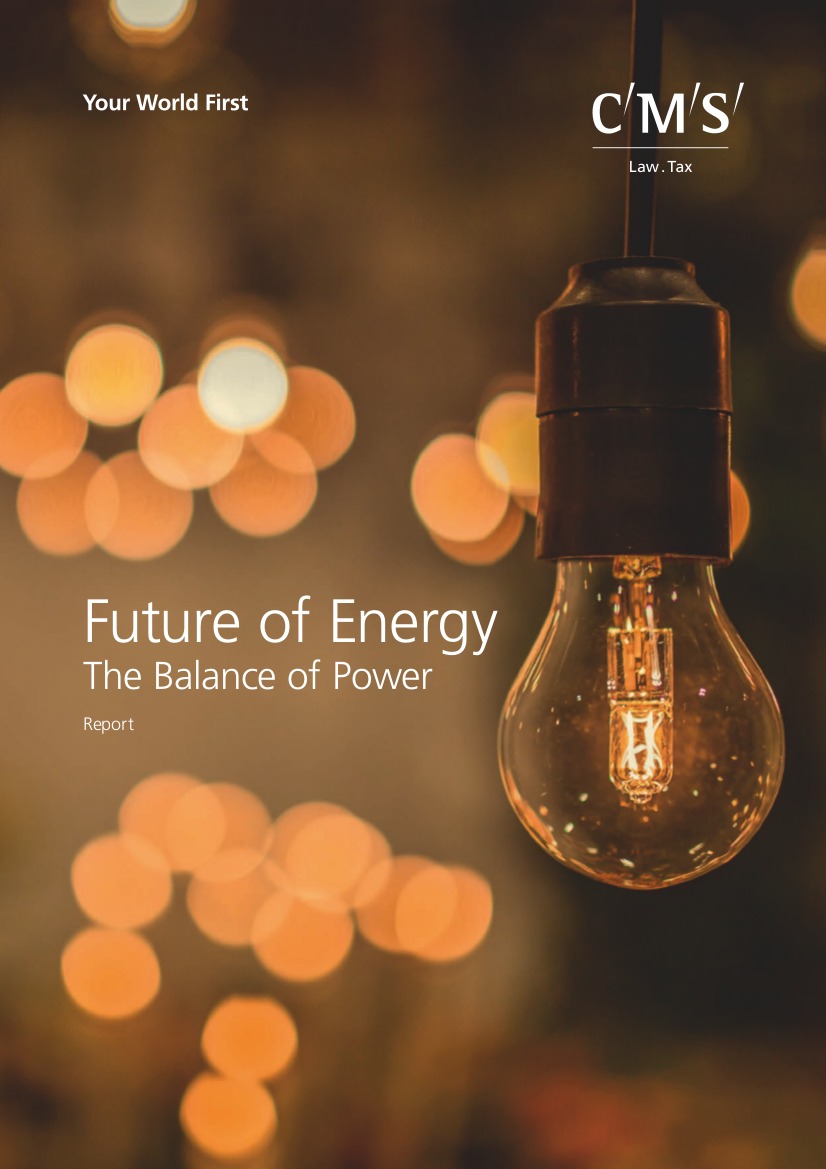 future of energy report