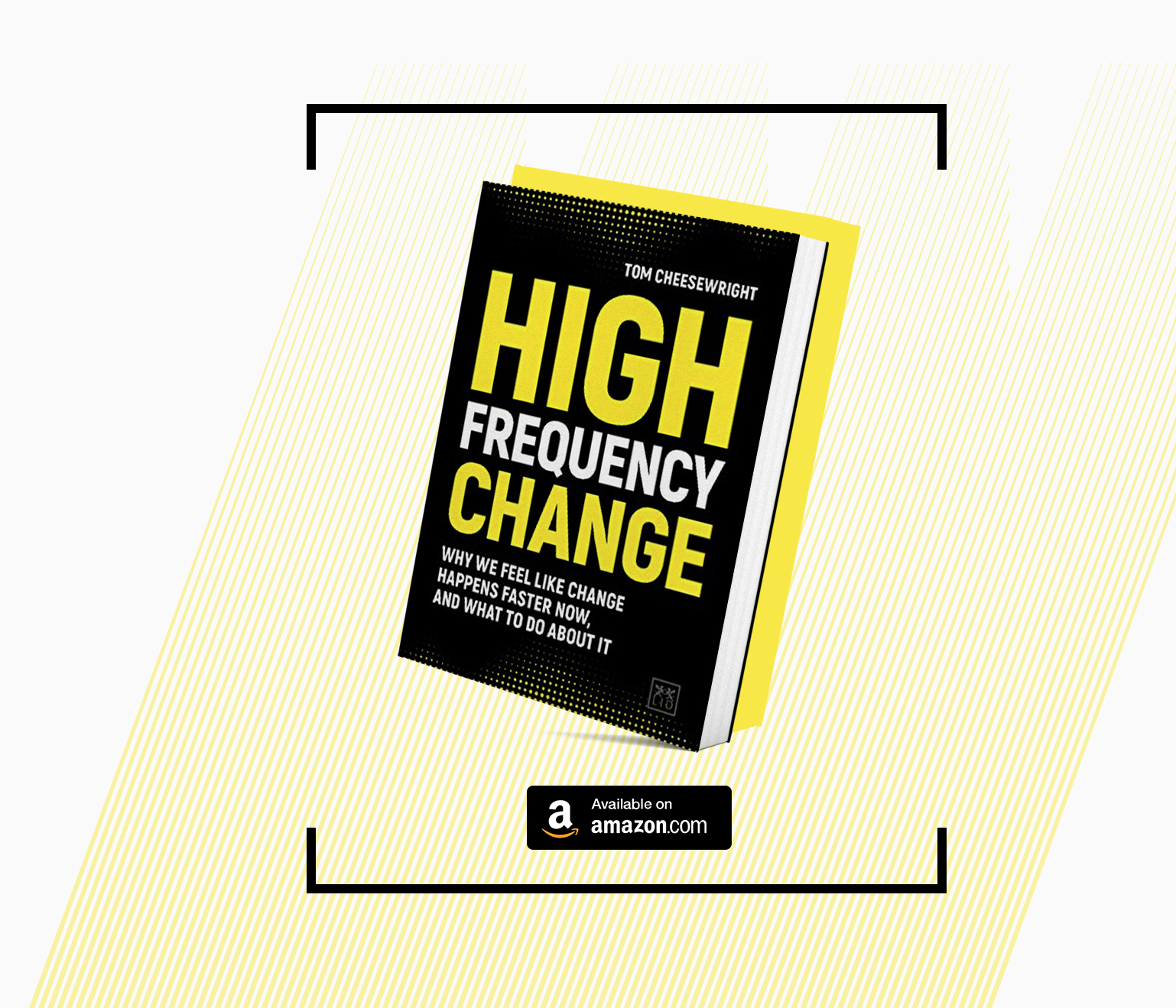 high frequency change by tom cheesewright - cover image